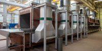 MCA Engineering Industrial Furnace
